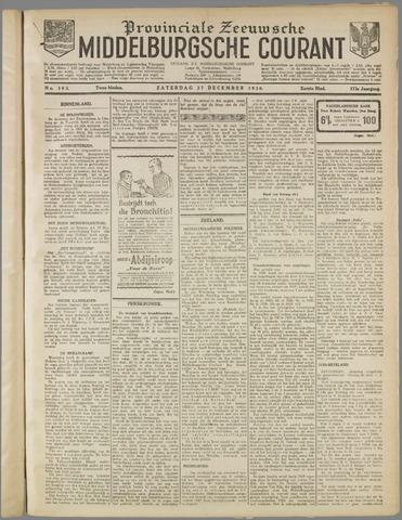 Middelburgsche Courant 1930-12-27