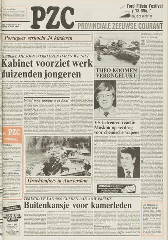 Provinciale Zeeuwse Courant 1984-04-06