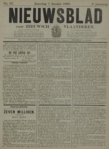 Nieuwsblad voor Zeeuwsch-Vlaanderen 1893-01-07