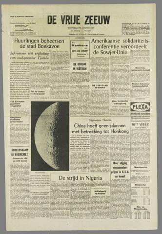 de Vrije Zeeuw 1967-08-10