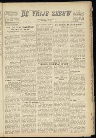 de Vrije Zeeuw 1947-02-13