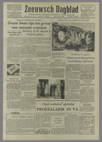 Zeeuwsch Dagblad 1957-07-13