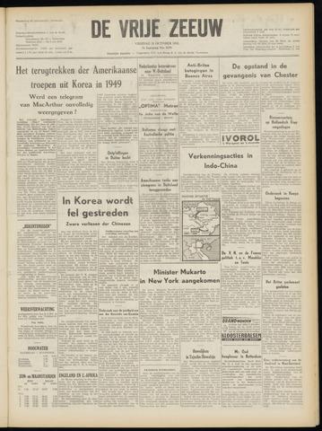de Vrije Zeeuw 1952-10-31
