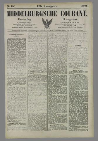 Middelburgsche Courant 1882-08-17