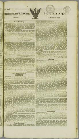 Middelburgsche Courant 1837-11-14