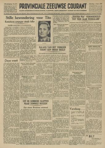 Provinciale Zeeuwse Courant 1949-09-03