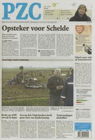 Provinciale Zeeuwse Courant 2008-02-08