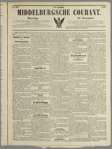 Middelburgsche Courant 1908-12-28