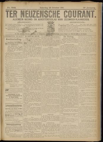Ter Neuzensche Courant. Algemeen Nieuws- en Advertentieblad voor Zeeuwsch-Vlaanderen / Neuzensche Courant ... (idem) / (Algemeen) nieuws en advertentieblad voor Zeeuwsch-Vlaanderen 1916-10-28