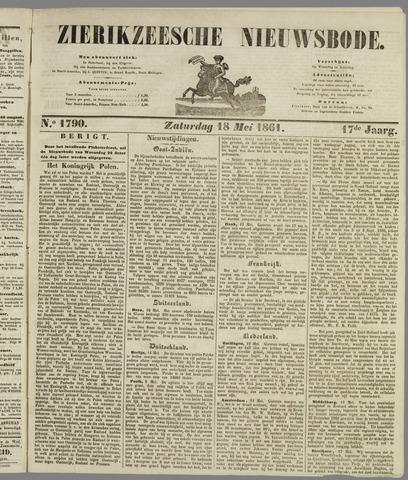 Zierikzeesche Nieuwsbode 1861-05-18