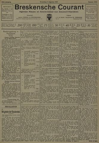 Breskensche Courant 1930-08-06
