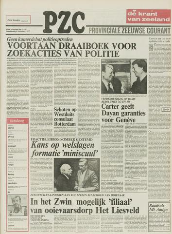 Provinciale Zeeuwse Courant 1977-10-06