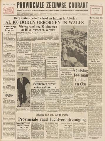 Provinciale Zeeuwse Courant 1966-10-22