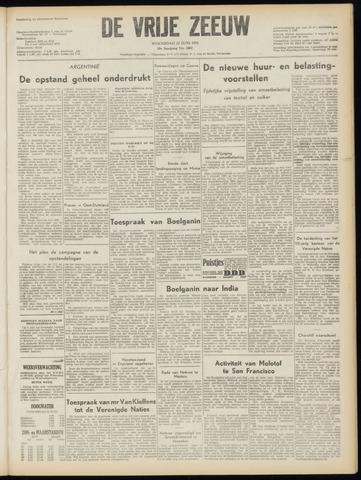 de Vrije Zeeuw 1955-06-22