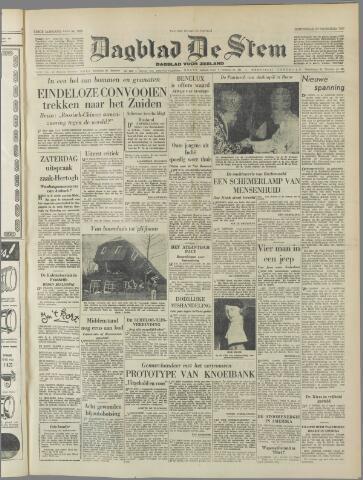 de Stem 1950-11-30