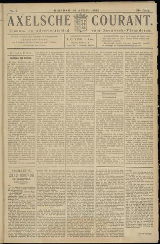 Axelsche Courant 1935-04-16
