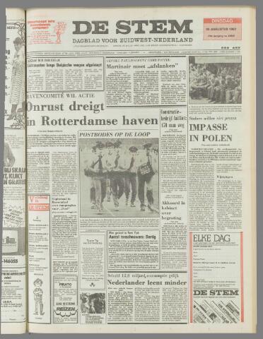 de Stem 1980-08-26