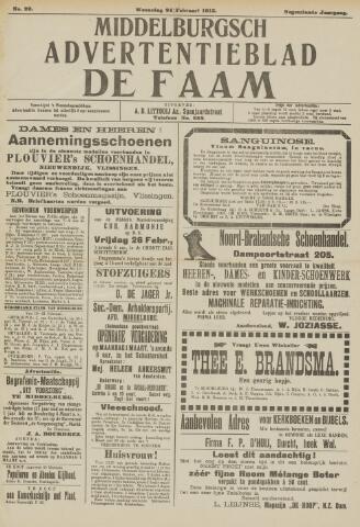 de Faam en de Faam/de Vlissinger 1915-02-24