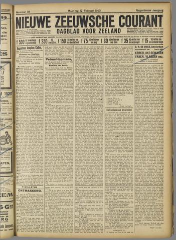 Nieuwe Zeeuwsche Courant 1923-02-12