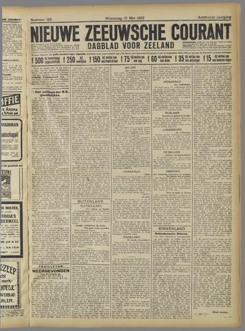 Nieuwe Zeeuwsche Courant 1922-05-31