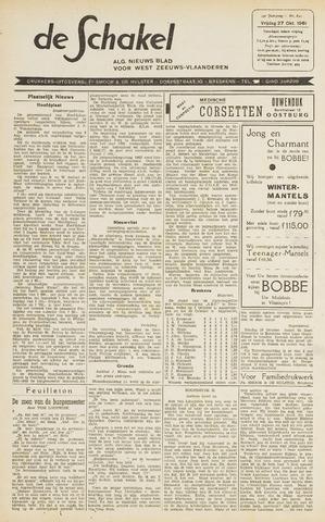 De Schakel 1961-10-27