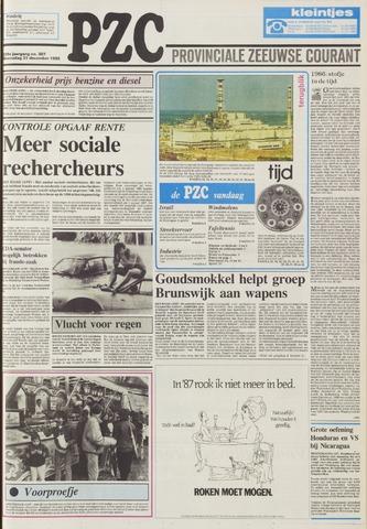 Provinciale Zeeuwse Courant 1986-12-31