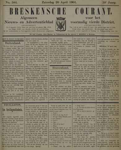 Breskensche Courant 1901-04-20