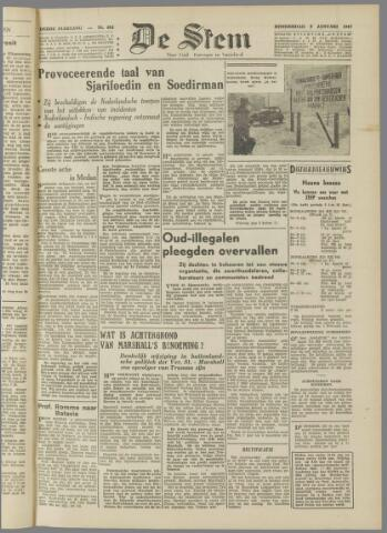 de Stem 1947-01-09