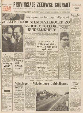 Provinciale Zeeuwse Courant 1967-12-09