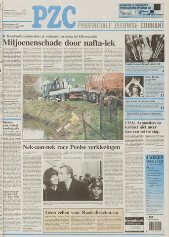 Provinciale Zeeuwse Courant 1995-11-20