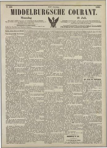 Middelburgsche Courant 1902-07-21