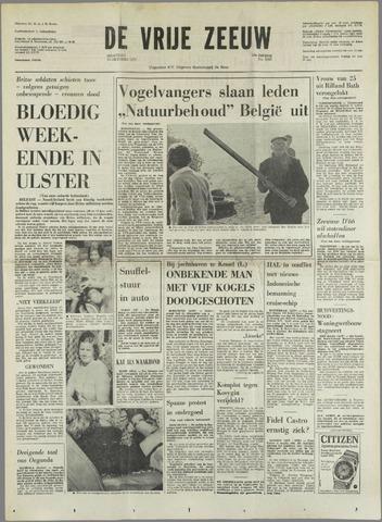 de Vrije Zeeuw 1971-10-25