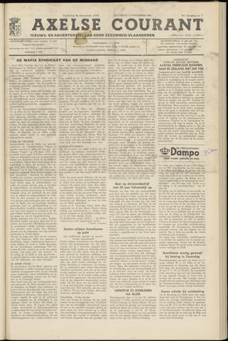Axelsche Courant 1966-11-12