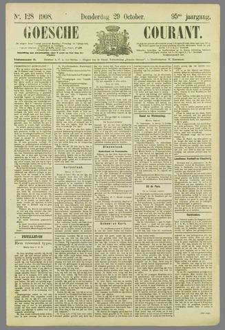 Goessche Courant 1908-10-29