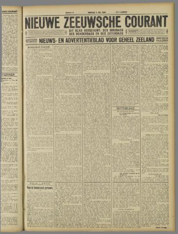 Nieuwe Zeeuwsche Courant 1926-07-06