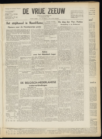 de Vrije Zeeuw 1950-10-24