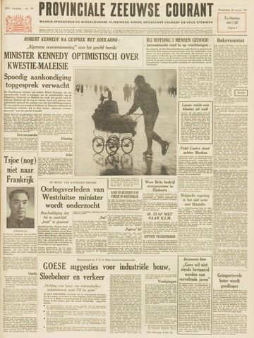 Provinciale Zeeuwse Courant 1964-01-23