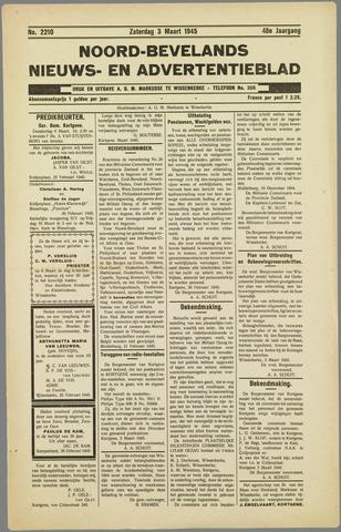 Noord-Bevelands Nieuws- en advertentieblad 1945-03-03