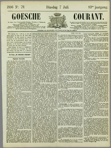Goessche Courant 1896-07-07