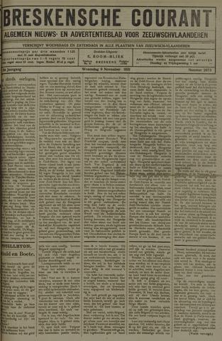 Breskensche Courant 1921-11-09