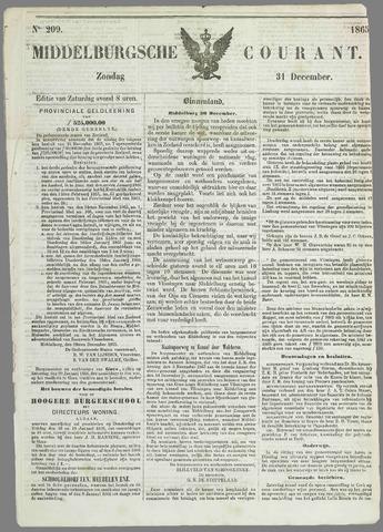 Middelburgsche Courant 1865-12-31