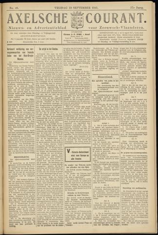 Axelsche Courant 1941-09-19