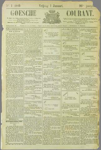 Goessche Courant 1909