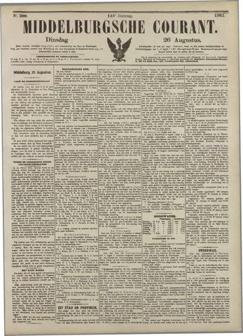 Middelburgsche Courant 1902-08-26