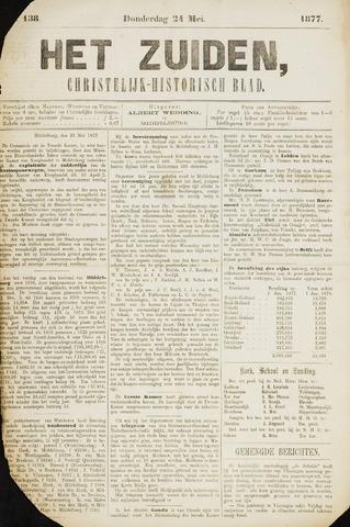 Het Zuiden, Christelijk-historisch blad 1877-05-24