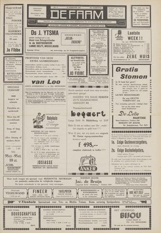 de Faam en de Faam/de Vlissinger 1961-02-10