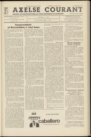 Axelsche Courant 1968-04-13