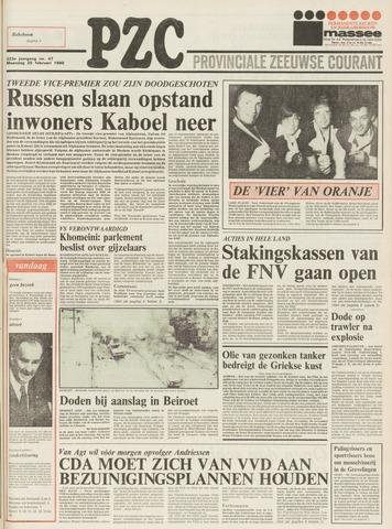 Provinciale Zeeuwse Courant 1980-02-25