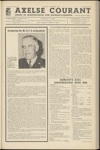 Axelsche Courant 1965-02-13