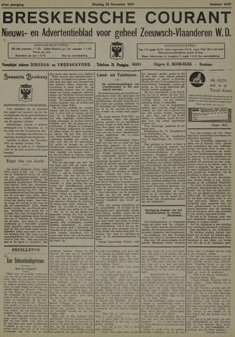 Breskensche Courant 1937-11-23